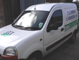 Click here for double picture of Renault Kangoo