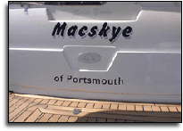 Yacht name: Macskye of Portsmouth