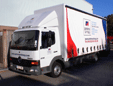 Curtain-side box vans - click for more