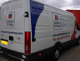 LWB Iveco Daily - Click for double picture