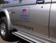 Mitsubishi L200 Decals - click for more pictures