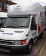 P&M Packing Luton van - click for more